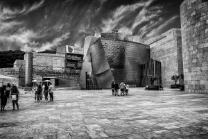 Guggenheim, Bilbao (1)