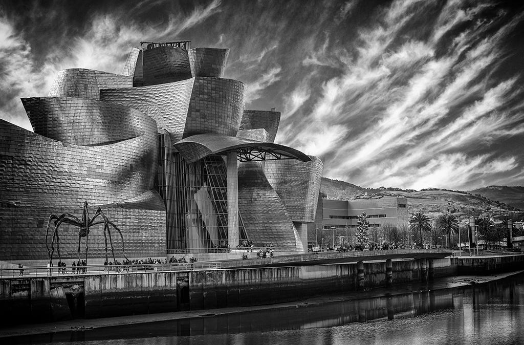 Guggenheim, Bilbao (4)