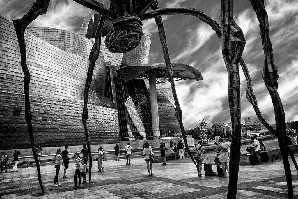 Guggenheim, Bilbao (5)
