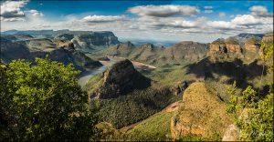 Mpumalanga    The three Rondavels