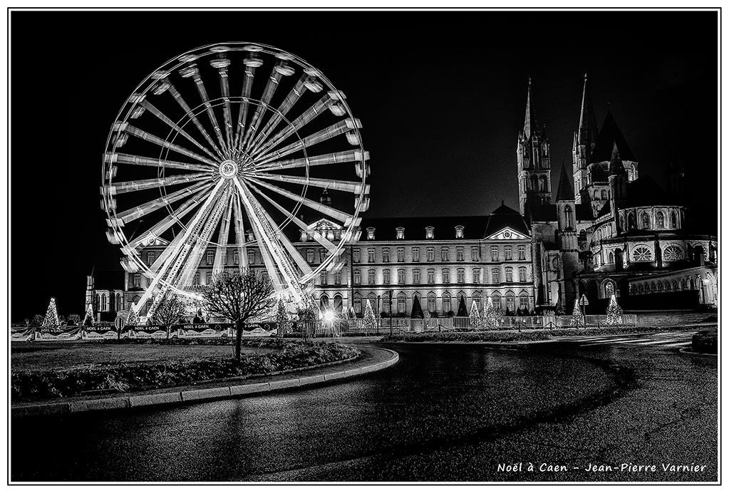 Noël à Caen - Jean-pierre Varnier
