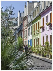 Paris - Rue Crémieux - Jean-Pierre Varnier