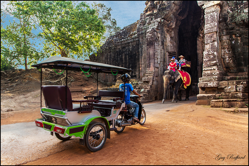 Taxis du Cambodge