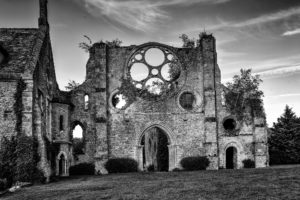 Ruines de l'abbaye (Jean-Pierre Varnier)
